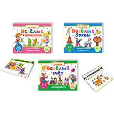 Игры с картинками для малышей: Буквы, Карандаши, Счет, 3-5 лет АЙРИС пресс