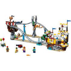 Конструктор LEGO Creator 31084: Аттракцион «Пиратские горки»