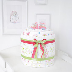 Подарочный набор для новорожденного Baby Nice розовый