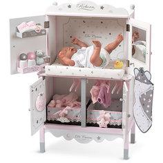 Деревянный игровой центр с аксессуарами для куклы DeCuevas, серия Скай