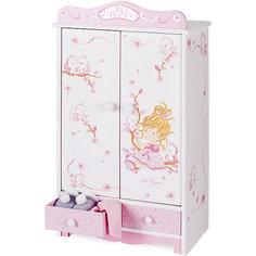 Гардеробный шкаф DeCuevas для куклы, серия Мария