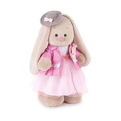 "Мягкая игрушка Budi Basa Зайка Ми ""Розовый бутон"", 32 см"