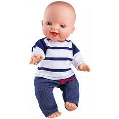 """Кукла Paola Reina Горди """"Карлос"""", 34 см"""