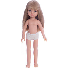 "Кукла Paola Reina ""Карла без одежды"", 32 см"