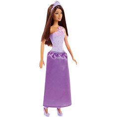 """Кукла Barbie """"Принцесса"""" в сиреневом платье, 28 см Mattel"""