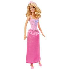 """Кукла Barbie """"Принцесса"""" в розовом платье, 28 см Mattel"""