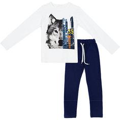 Комплект:толстовка,брюки Play Today для мальчика