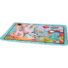 Большой игровой коврик, Fisher-Price Mattel