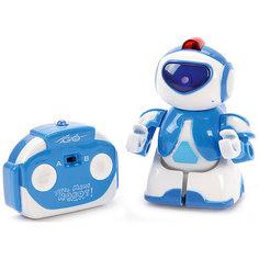 """Робот Наша Игрушка """"Миниботик"""" на ИК-управлении, синий"""