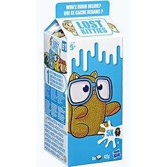"""Игровой набор Lost Kitties """"Котенок в молоке"""" в большой коробке Hasbro"""