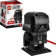 Сборная фигурка LEGO BrickHeadz 41619: Дарт Вейдер