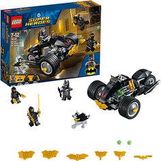 Конструктор LEGO Super Heroes 76110: Бэтмен: Атака когтями