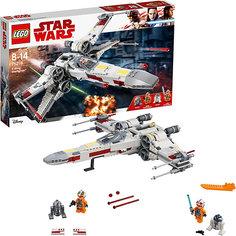 Конструктор LEGO Star Wars 75218: Звёздный истребитель типа Х