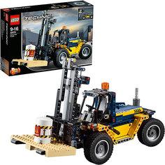 Конструктор LEGO Technic 42079: Сверхмощный вилочный погрузчик