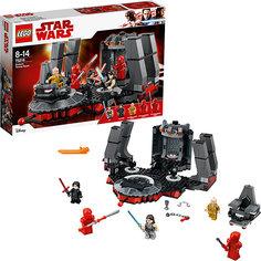 Конструктор LEGO Star Wars 75216: Тронный зал Сноука