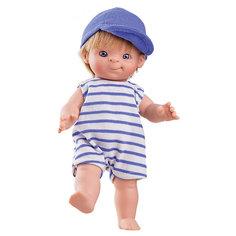 Кукла-пупс Paola Reina Федель, 21 см