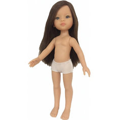 Кукла Paola Reina Мали без одежды, 32 см