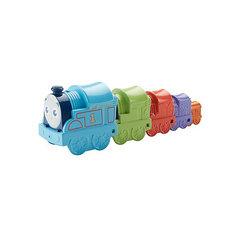 Игровой набор Fisher Price Томас и его друзья, Складывающиеся паровозики Mattel