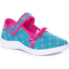 Туфли Nordman для девочки