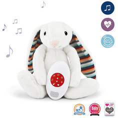 """Музыкальная мягкая игрушка-комфортер ZaZu """"Биби"""""""