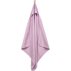 Полотенце с уголком, 75 х 75 см, Jollein, Pink