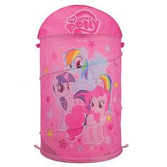 """Корзина для игрушек """"My little Pony"""" Играем вместе"""
