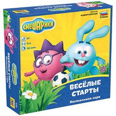 """Настольная игра Звезда """"Смешарики"""" Весёлые старты"""