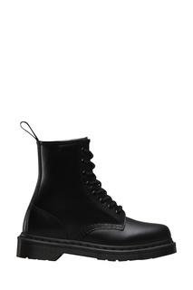 Высокие черные ботинки Dr.Martens