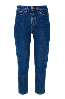 Синие прямые джинсы D.O.T.127