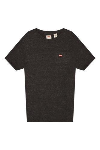 Серая футболка из хлопка