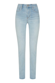 Голубые джинсы с высокой талией Levis®