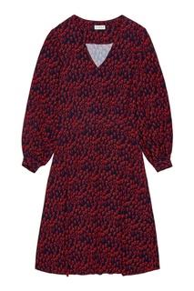 Платье с поясом Claudie Pierlot