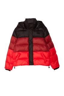 Зимняя куртка с комбинированным дизайном Proenza Schouler