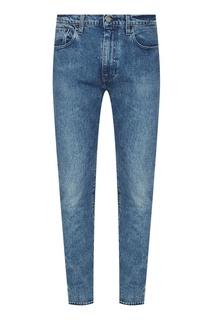Синие джинсы прямого кроя Levis®