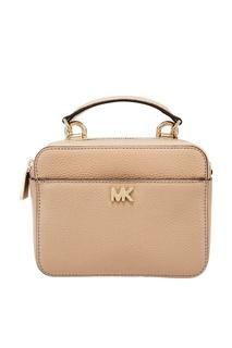 Бежевая сумка Crossbodies Michael Michael Kors