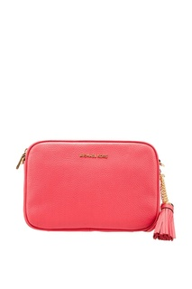 Малиновая сумка Crossbodies Michael Michael Kors
