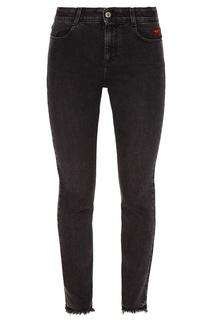 Черные джинсы-скинни Stella Mc Cartney