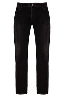 Черные джинсовые брюки Balenciaga