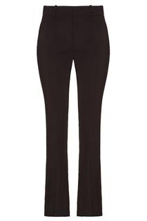 Черные брюки со стрелками Gucci