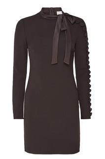 223a949e7fd Купить женские платья с длинным рукавом матовые в интернет-магазине ...