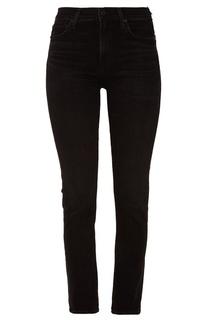 Потертые черные джинсы Citizens of Humanity