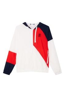 Контрастная куртка с капюшоном Reebok