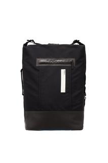 Черный рюкзак с карманом Adidas