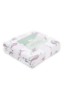 Двухсторонне детское одеяло из хлопка Aden+Anais