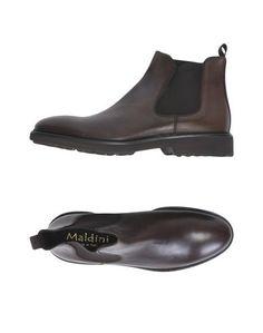 Полусапоги и высокие ботинки Maldini