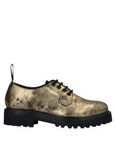 Обувь на шнурках Leather Crown