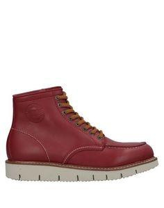 Полусапоги и высокие ботинки Docksteps