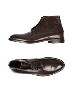 Полусапоги и высокие ботинки Derossi Italia
