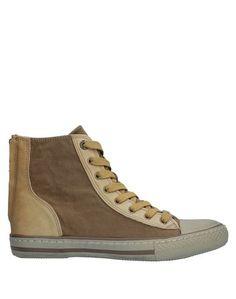 Высокие кеды и кроссовки Belstaff