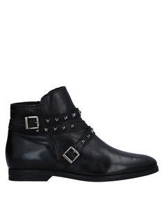 Полусапоги и высокие ботинки Fabbrica Deicolli